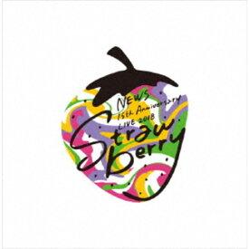 NEWS/NEWS 15th Anniversary LIVE 2018 Strawberry (初回限定) 【DVD】