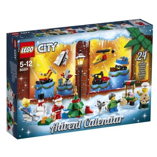 【送料無料】LEGO 60201 シティ アドベントカレンダー