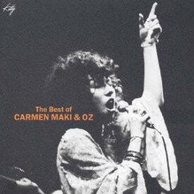 カルメン・マキ&OZ/ベスト・オブ・カルメン・マキ&OZ 【CD】