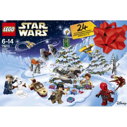 【送料無料】LEGO 75213 スター・ウォーズ アドベントカレンダー おもちゃ こども 子供 レゴ ブロック