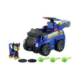 パウ・パトロール パウっと変形!フライングビークル チェイスおもちゃ こども 子供 男の子 ミニカー 車 くるま 3歳