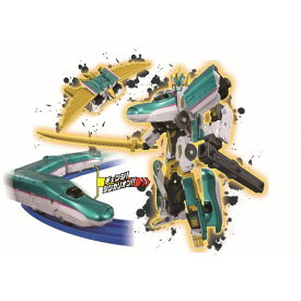 【送料無料】新幹線変形ロボ シンカリオン DXS101 シンカリオン E5はやぶさ MkII おもちゃ こども 子供 男の子 電車 3歳