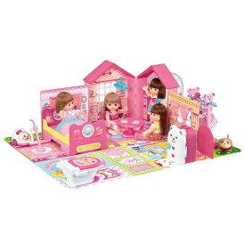 メルちゃん みんなおいでよ! なかよしハウス おもちゃ こども 子供 女の子 人形遊び 小物 3歳