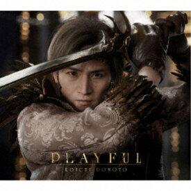 KOICHI DOMOTO/PLAYFUL《A盤》 (初回限定) 【CD+Blu-ray】