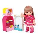 メルちゃん レンジとれいぞうこセット おもちゃ こども 子供 女の子 人形遊び 小物 3歳