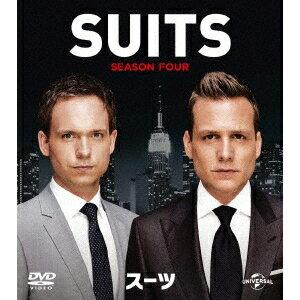 SUITS/スーツ シーズン4 バリューパック 【DVD】