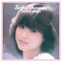 【送料無料】松田聖子/Seiko Matsuda sweet days《完全生産限定盤》 (初回限定) 【CD】