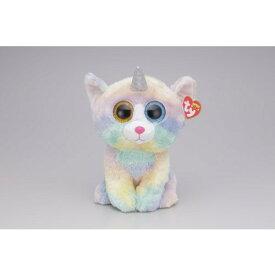 Beanie Boo's ヘザー Lおもちゃ こども 子供 女の子 ぬいぐるみ 6歳 Ty(タイ)
