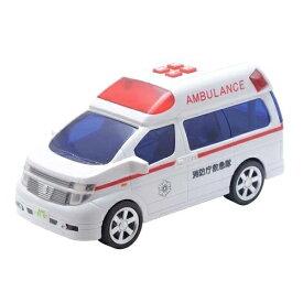 サウンド&フリクションシリーズ ミニサウンド エルグランド救急車 おもちゃ こども 子供