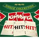 【送料無料】Kis-My-Ft2/HIT! HIT! HIT! (初回限定) 【CD+DVD】