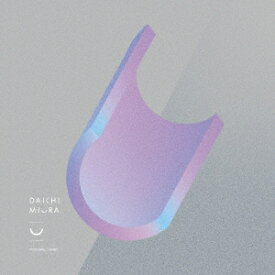 DAICHI MIURA/U 【CD】