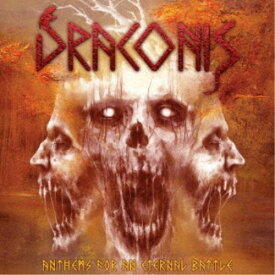 DRACONIS/ANTHEMS FOR AN ETERNAL BATTLE 【CD】
