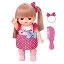 おしゃれヘアメルちゃん (NEW) おもちゃ こども 子供 女の子 人形遊び 3歳