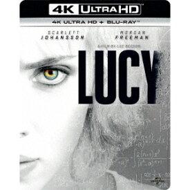LUCY/ルーシー UltraHD 【Blu-ray】