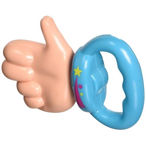 手や指をなめ始めたらなめても安心なめやすくて「いいね!」 おもちゃ こども 子供 知育 勉強 ベビー 0歳3ヶ月