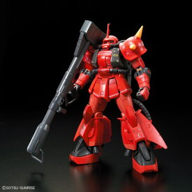RG 1/144 MS-06R-2 ジョニー・ライデン専用ザクII おもちゃ ガンプラ プラモデル MSV