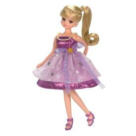 リカちゃん LW-03 パープルスター おもちゃ こども 子供 女の子 人形遊び 3歳