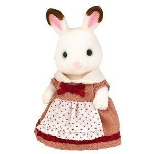 シルバニアファミリー ウ-62 ショコラウサギのお母さん