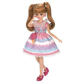 リカちゃん LW-04 カラフルアイスパーティー おもちゃ こども 子供 女の子 人形遊び 3歳