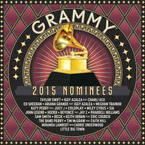 (V.A.)/2015 GRAMMY ノミニーズ 【CD】