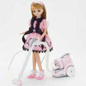 リカちゃん LF-03 おそうじだいすき♪ おもちゃ こども 子供 女の子 人形遊び 3歳