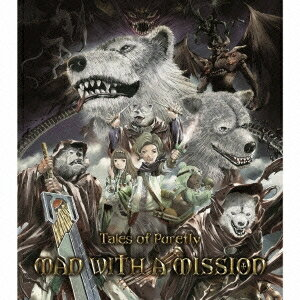 MAN WITH A MISSION/Tales of Purefly(初回限定) 【CD】