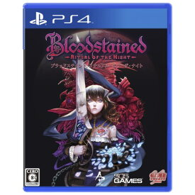 Bloodstained:Ritual of the Night