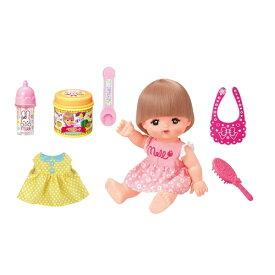 メルちゃん おしょくじ&おせわセット(人形付きセット) おもちゃ こども 子供 女の子 人形遊び 8歳