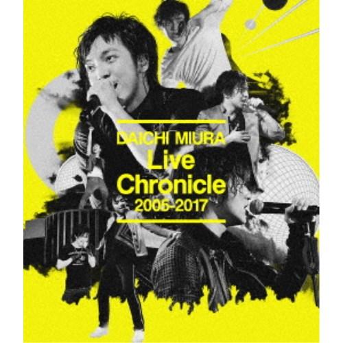 三浦大知/Live Chronicle 2005-2017 【Blu-ray】