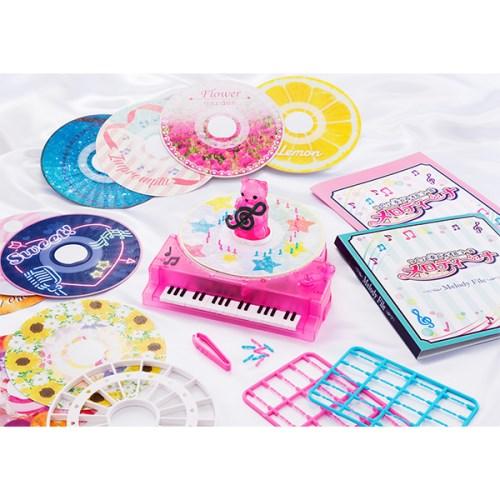 つくって奏でるオルゴール メロディーナ おもちゃ こども 子供 女の子 ままごと ごっこ 作る 6歳