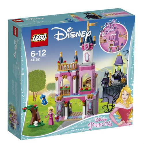 LEGO 41152 ディズニー 眠れる森の美女'オーロラ姫のお城