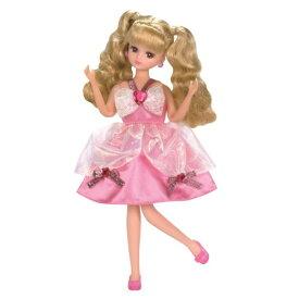 リカちゃん LW-01 ピンキーハート おもちゃ こども 子供 女の子 人形遊び 3歳