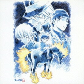 大野克夫/名探偵コナン『純黒の悪夢』オリジナル・サウンドトラック 【CD】