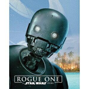 【送料無料】ローグ・ワン/スター・ウォーズ・ストーリー MovieNEX (初回限定) 【Blu-ray】