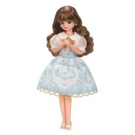 リカちゃん LW-02 ドリームスワン おもちゃ こども 子供 女の子 人形遊び 3歳