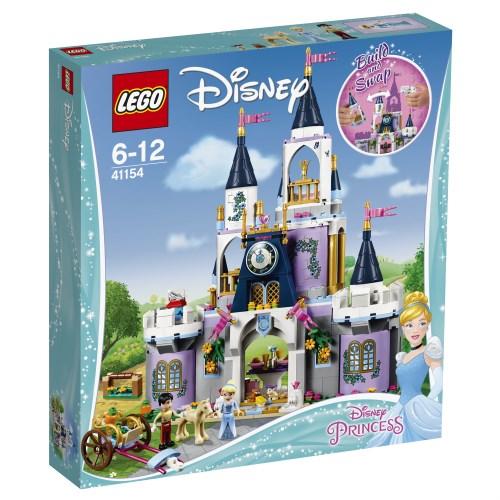 LEGO 41154 ディズニー シンデレラのお城 おもちゃ こども 子供 レゴ ブロック 6歳