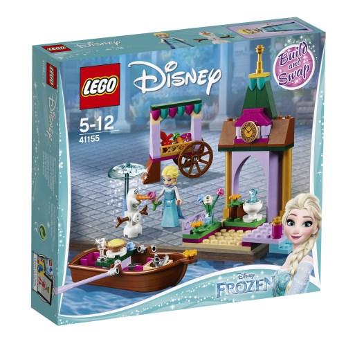 【送料無料】LEGO 41155 ディズニー アナと雪の女王'アレンデールの市場