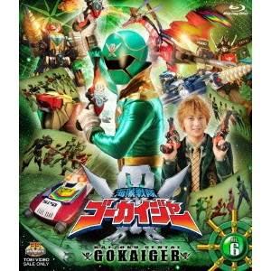 海賊戦隊ゴーカイジャー VOL.6 【Blu-ray】