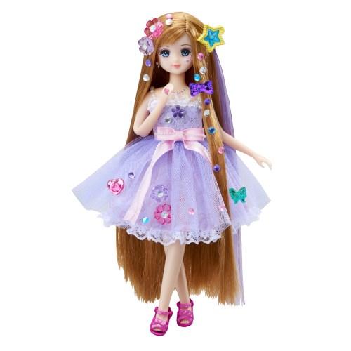 【送料無料】リカちゃん ジュエルアップ かれんちゃん おもちゃ こども 子供 女の子 人形遊び 3歳