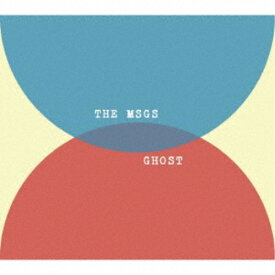 THE MSGS/GHOST 【CD】