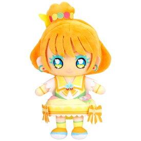 トロピカル〜ジュ!プリキュア キュアフレンズぬいぐるみ キュアパパイアおもちゃ こども 子供 女の子 ぬいぐるみ 3歳