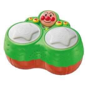 音楽とたのしくあそぼう!アンパンマン 森のボンゴおもちゃ こども 子供 知育 勉強 0歳8ヶ月