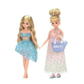リカちゃん LW-16 マーメイドリゾート おもちゃ こども 子供 女の子 人形遊び 洋服 3歳