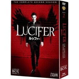LUCIFER/ルシファー <セカンド・シーズン> コンプリート・ボックス 【DVD】