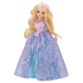 リカちゃん ジュエルアップ ドレスセット ファンタジックフラワー おもちゃ こども 子供 女の子 人形遊び 洋服 3歳