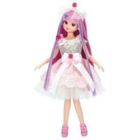 リカちゃん ジュエルアップ ドレスセット ガーリーローズ おもちゃ こども 子供 女の子 人形遊び 洋服 3歳
