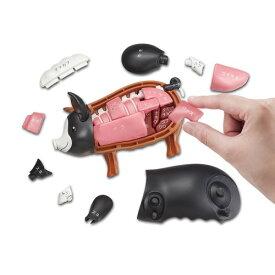 ジグソーパズル 一頭買い!!黒豚パズルおもちゃ こども 子供 パズル 6歳