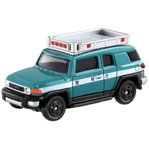 トミカ No.31 トヨタ FJクルーザー パトロールカー(BP) おもちゃ こども 子供 男の子 ミニカー 車 くるま 3歳