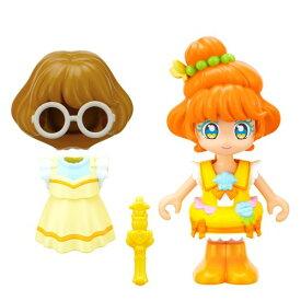 トロピカル〜ジュ!プリキュア プリコーデドール キュアパパイアおもちゃ こども 子供 女の子 人形遊び 3歳