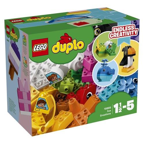 【送料無料】LEGO 10865 デュプロ デュプロのいろいろアイデアボックス